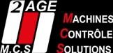 Logo 2AGE – M.C.S.