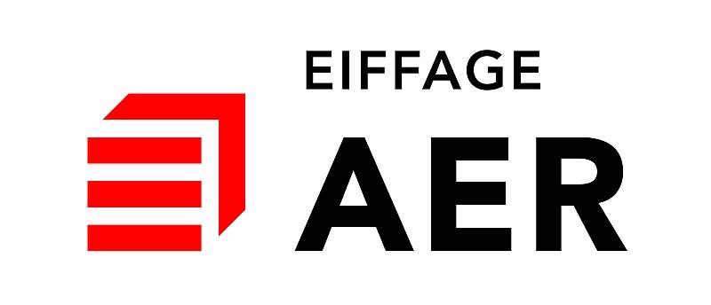 Logo EIFFAGE Infrastructures – AER