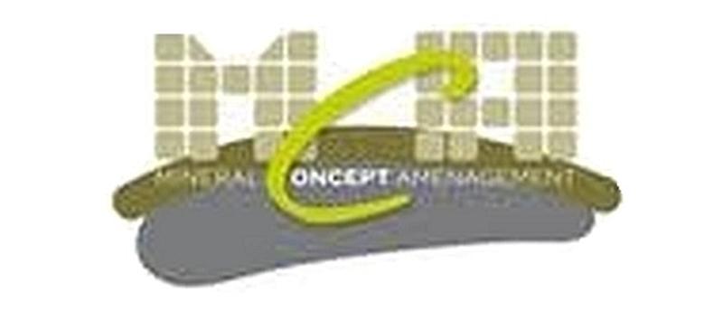 Logo M.C.A. (Minéral Concept Aménagement)