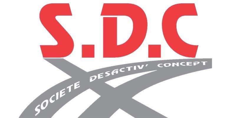 Logo SDC Désactiv'Concept